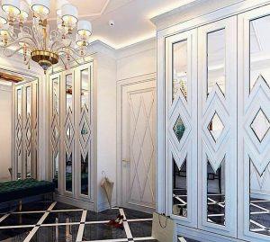 Двери с делителем наклейкой Благовещенск