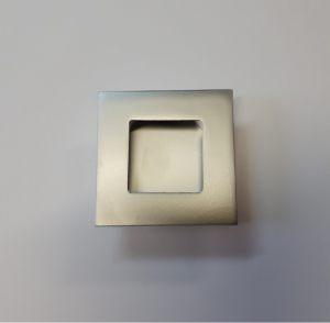 Ручка квадратная Серебро матовое Благовещенск