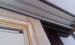 Двери из массива с раскладкой по периметру Благовещенск