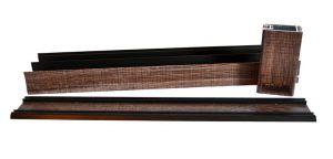 Окутка,тонировка,покраска в один цвет комплектующих для шкафа купе Благовещенск