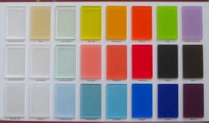 Акриловое стекло матовое для радиусных шкафов-купе и радиусных межкомнатных перегородок Благовещенск