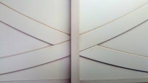 Вставка в дверь с накладками Благовещенск