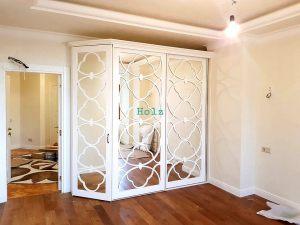 Двери с фигурной филенкой, эмаль Благовещенск