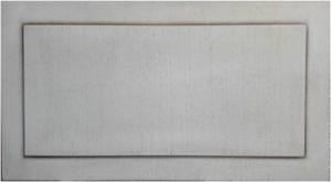 Вставка в дверь с филенкой шпон+патина Благовещенск